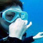 ケアンズ グリーン島の体験ダイビング:耳抜きなど水圧への対処法