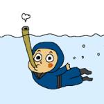 グリーン島でスノーケリング!一番コツのいる部分がくわえ方・お勧めプラン④
