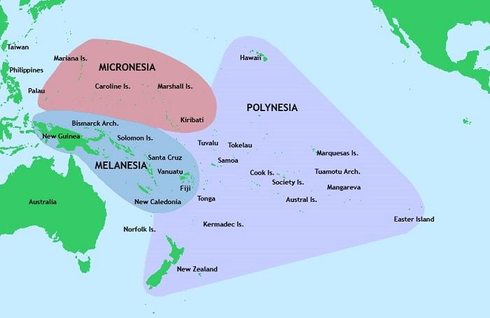 メラネシアとは何?