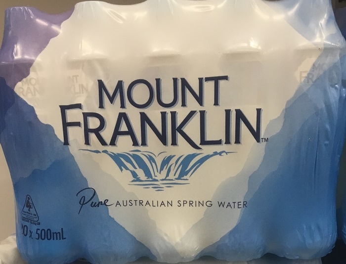 MOUNT FRABKLIN